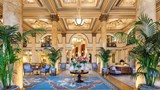 "Willard InterContinental Hotel Lobby. Images powered by <a href=&#39;http://www.leonardo.com&#39;  target=""_blank"">VFM Leonardo</a>."