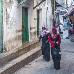 Zanzibar's Stone Town was recognized by UNESCO for its cultural fusion. // © 2013 Bob Demyan