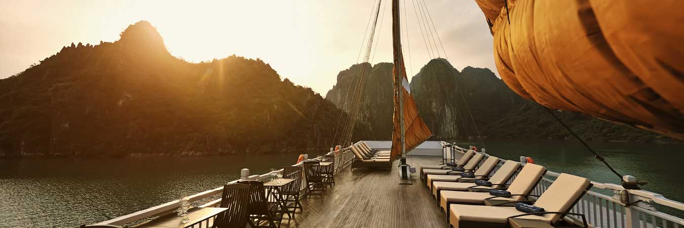 A Luxurious Cruise In Ha Long Bay