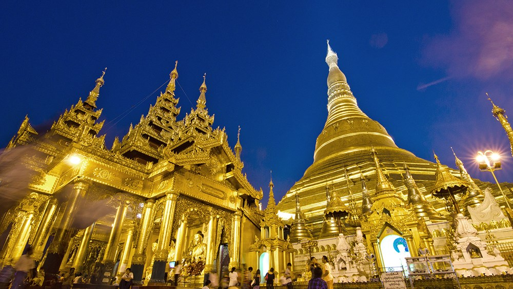 Fam: Discover Myanmar With Exotic Journeys International