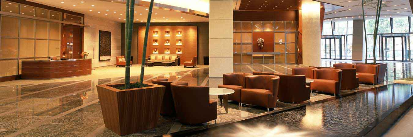 Renovation at The Grand Hyatt Tokyo