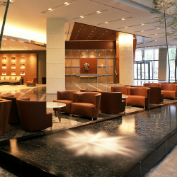 Upgrades at the Grand Hyatt Tokyo emphasize Japanese aesthetics, comfort and functionality. // © 2014 Hyatt Hotels