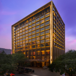 Guests can easily reach the Forbidden City from the Waldorf Astoria Beijing // © 2014 Waldorf Astoria Beijing
