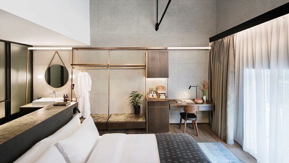 6 New Boutique Hotels to Book in Singapore