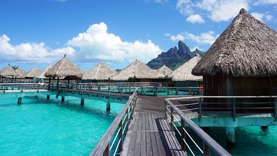 Hotel Review: The St. Regis Bora Bora Resort