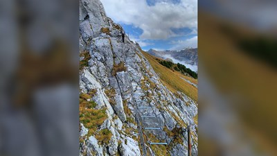Facing Fears With a Via Ferrata Course in Engelberg, Switzerland