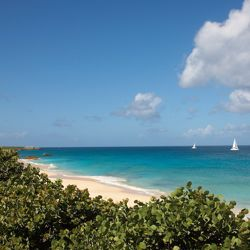Anguilla is seeing new developments in accommodations, travel and dining. // © 2013 Anguilla Tourist Board