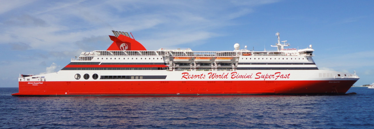 Bimini Superfast Debuts Daily Cruise