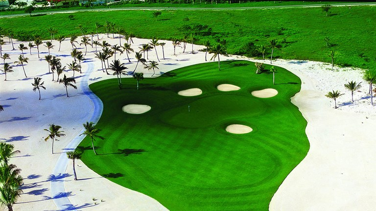 Jack Nicklaus was the mastermind of the picturesque Punta Espada Golf Club in Punta Cana.