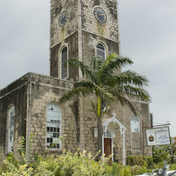 Trelawny Parish Church is among itinerary stops on the Falmouth Heritage Walking Tour from Falmouth Heritage Walks Ltd. // © 2014 Jamaica Tourist...