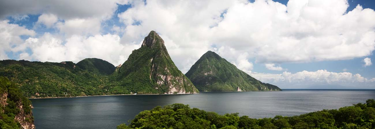 10 Places to Propose in Saint Lucia