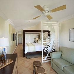 Coconut Bay's renovations included new and upgraded guestrooms and suites.  // © Coconut Bay Beach Resort & Spa