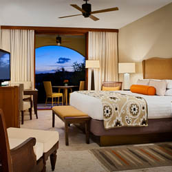 Well-appointed rooms, meetings space and a variety of leisure activities make Santa Barbara a good fit for a range of travelers. // © 2014 Santa...