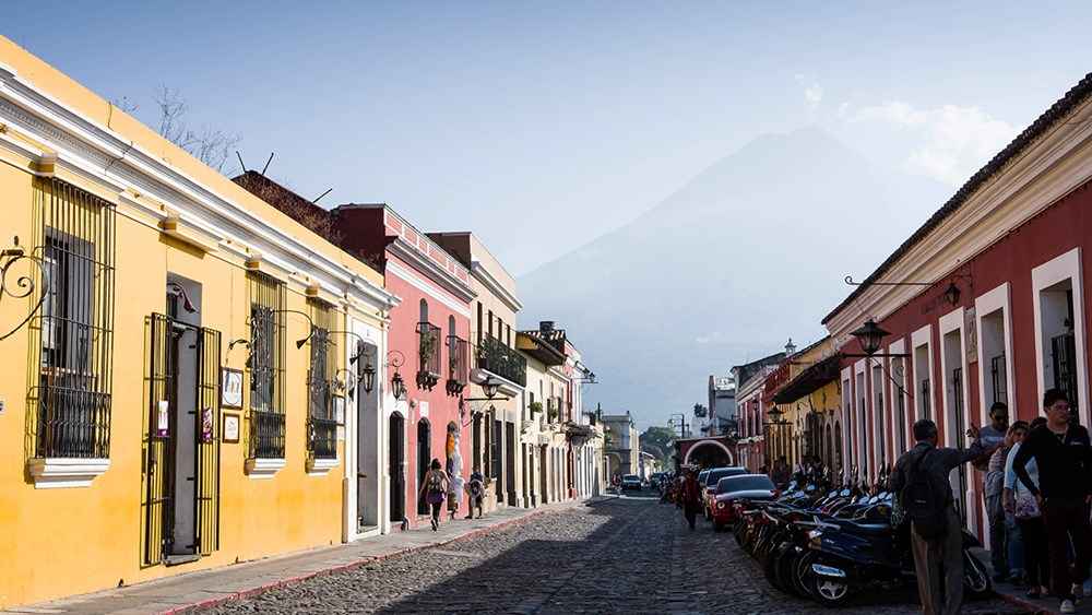 Fam: Discover Guatemala With SunnyLand Tours
