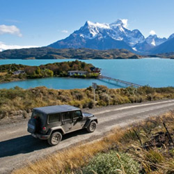 A road trip through Patagonia allows for control over time spent at destinations. // © 2013 Quasar Expeditions