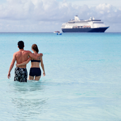 A recent survey by Nexion revealed that the Eastern and Western Caribbean are top cruise destinations for their clients. // © 2014 Thinkstock