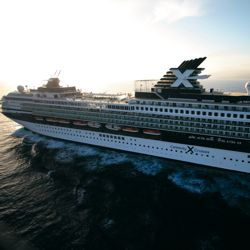 Celebrity Century will sail Pacific Coastal and Gold Rush cruises starting next March. // © 2013 Celebrity Cruises