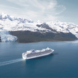 A new media campaign from Princess Cruises highlights meaningful experiences in travel. // 2014 Princess Cruises
