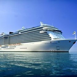 Regal Princess will sail her first voyage on May 20, cruising from Venice to Athens. // © Princess Cruises