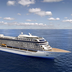 Viking Star will be the first of four new sister ships under the Viking Ocean brand. // © 2014 Viking Cruises