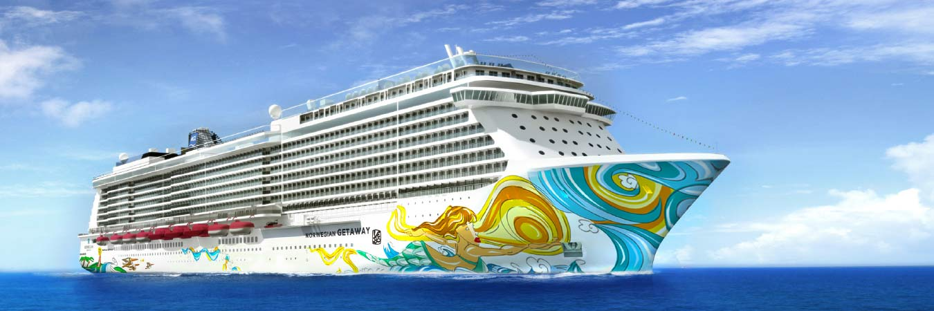 Norwegian Getaway: Essence of Miami
