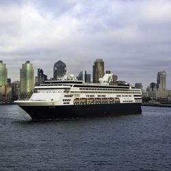 Veendam will sail roundtrip out of San Diego on newly expanded itineraries. // © 2013 Holland America Line