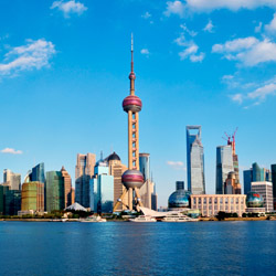 The 4,200-passenger Quantum of the Seas will sail three- to eight-day itineraries from Shanghai beginning in 2015. // © 2014 Thinkstock