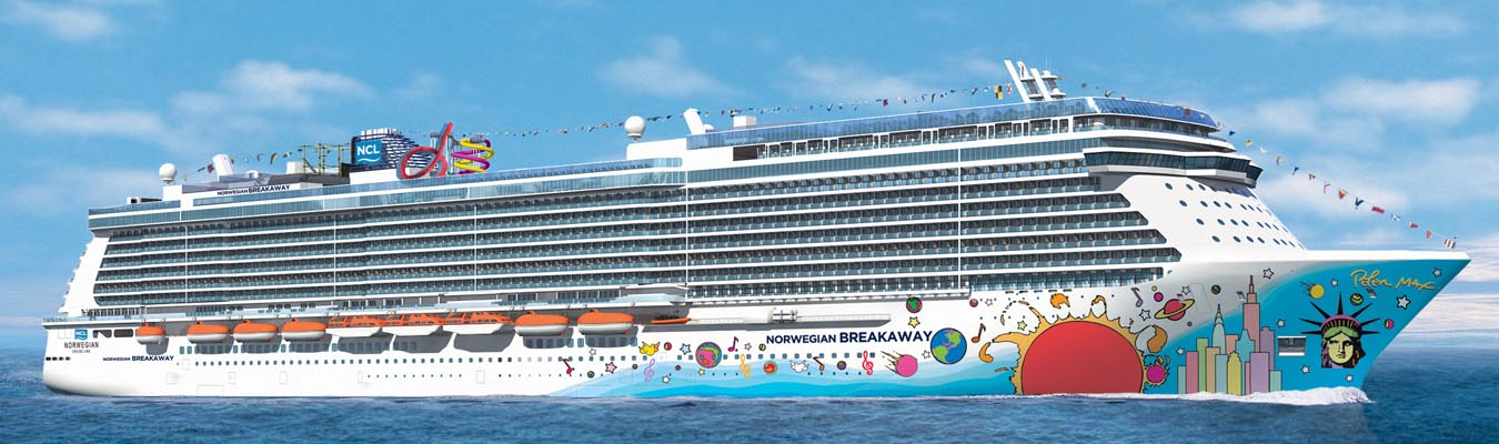 Breakaway Brings New York to High Seas