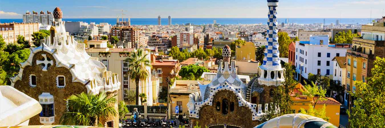 Visiting Barcelona and the Costa Brava