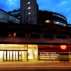 Among London's lesser-known theaters is the Barbican, which hosts an array of art, theater, dance, film and musical productions throughout the year....