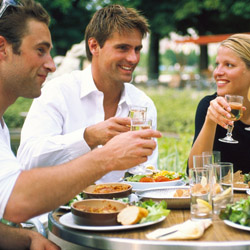 The Roanne region in France features distinctive wines and specialties. // © 2014 Thinkstock