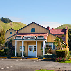 <p>The classic restaurant Merriman's showcases local ingredients. // © 2014 Charla Photography</p><p>Feature image (above): Huggo's, a Kona mainstay,...