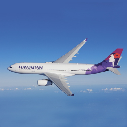 New planes will offer the latest amenities. // © 2013 Hawaiian Airlines