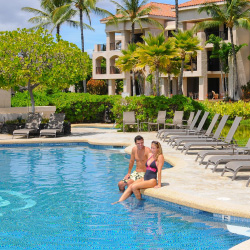 Guests staying at the Aston Shores in Waikoloa, among other Aston resorts, can find special deals. // © 2014 Aston Hotels and Resorts