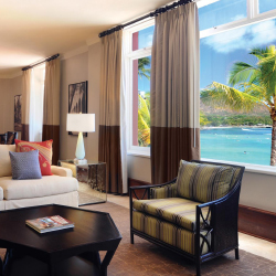 The Royal Experience program includes luxurious amenities in one of The Royal Hawaiian's signature suites. // © 2014 The Royal Hawaiian, a Luxury...