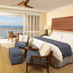 Renovated rooms pamper guests at JW Marriott Ihilani Resort & Spa. // © 2014 JW Marriott Ihilani Resort & Spa