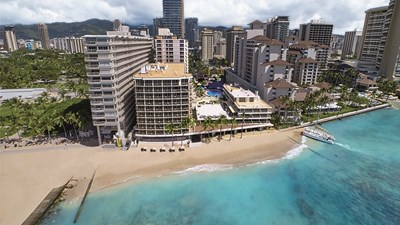 Preview: Outrigger Reef Waikiki Beach Resort's Extensive Renovation