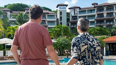 Visiting a Sandals Resort as an LGBT Couple