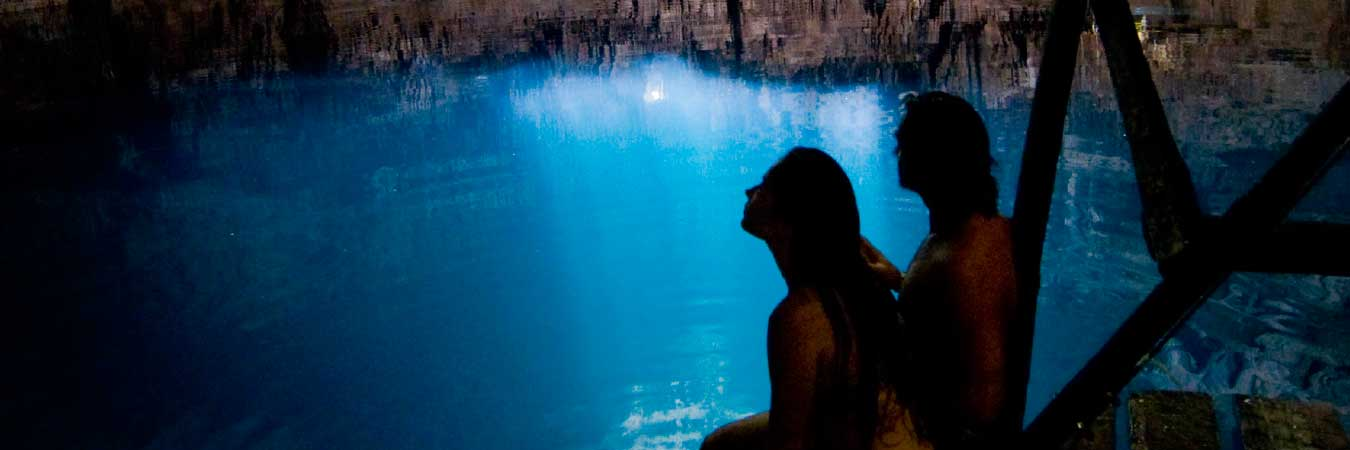 Follow the Route of the Cenotes in Mexico