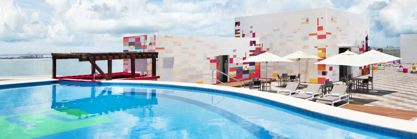 Aloft Comes to Cancun