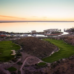 CostaBaja has a marina, a golf course and a prime location overlooking the Sea of Cortez. // © CostaBaja Resort & Spa