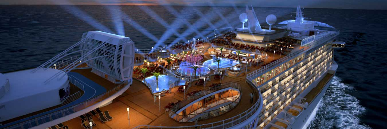 Cruise Lines Chart New Territory