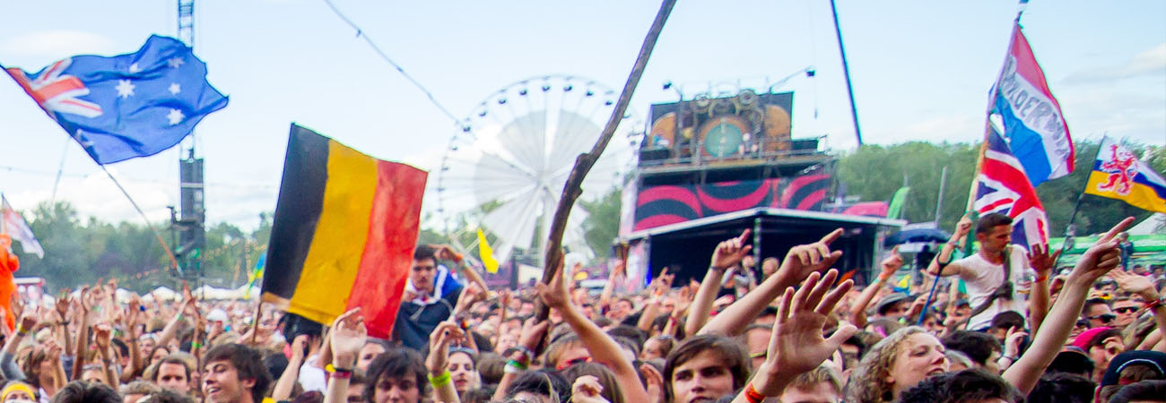 Making a Trip Out of Summer Music Festivals