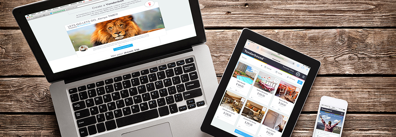 Yonderbound to Close the Gap Between Online Booking and Travel Agents