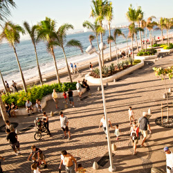 Puerto Vallarta will host the International Business Expo for the second time. // © 2013 Mexico Tourism Board