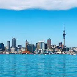 A city view of Auckland, New Zealand // © 2014 New Zealand Tourism