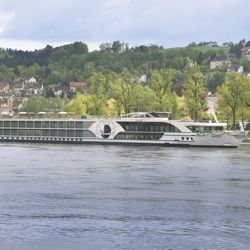 Savor will be one of two new ships sailing on the Danube River in 2014. // © 2013 Tauck