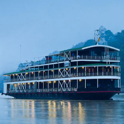 Explore Myanmar on Viking Sagaing. // © 2013 Viking River Cruises