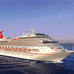 Changes abound at Carnival Corp. // © 2013 Carnival Cruise Lines