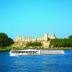 The Scenic Gem will cruise northern France on the Gems of the Seine itinerary. // © 2013 Scenic Cruises